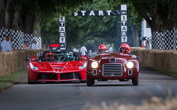 The Goodwood Festival of Speed